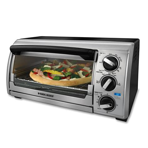 Black Toaster Oven by Kitchen Appliance Packages Tro480bs Toast R Oven Toaster