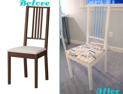 Function & Style Ikea Borje Chair Mod  Craft Room Update