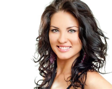 Medium Length Curly Hair Easy Hairstyles For
