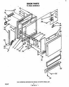 Kitchenaid Dishwasher Model Kudc10fxbl3 Wiring Diagram