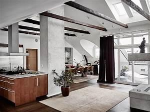 Elegant, Interior, Design, Of, A, Luxurious, Penthouse