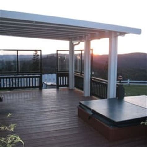 mrg co aluminum patio covers gutters contractors