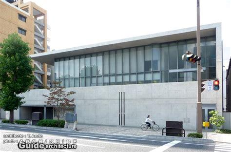 bureau biblioth鑷ue travel in tadao ando architect associates tadao ando