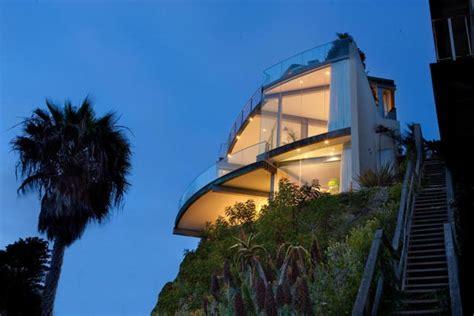 cliffside home laguna beach california