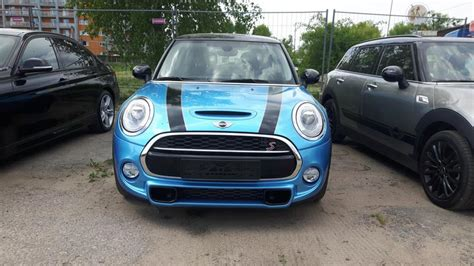 Mini Cooper 2007 2013 Hood Bonnet And Trunk Stripes With