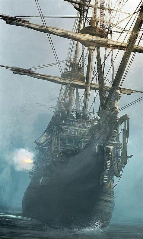 vaisseaux fantome