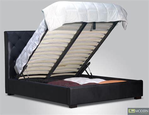 Bett Mit Aufbewahrung by Zoe Storage Bed Size In White