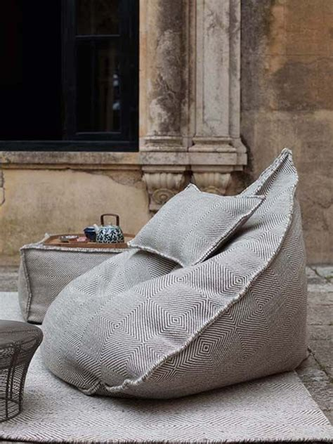 siege poire poufs poires haricots and sacs on