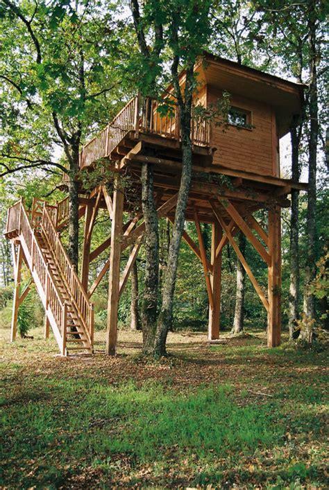 location dune cabane dans les arbres cabane perchee des