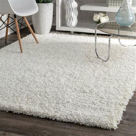 willa arlo interiors welford white shag area rug reviews