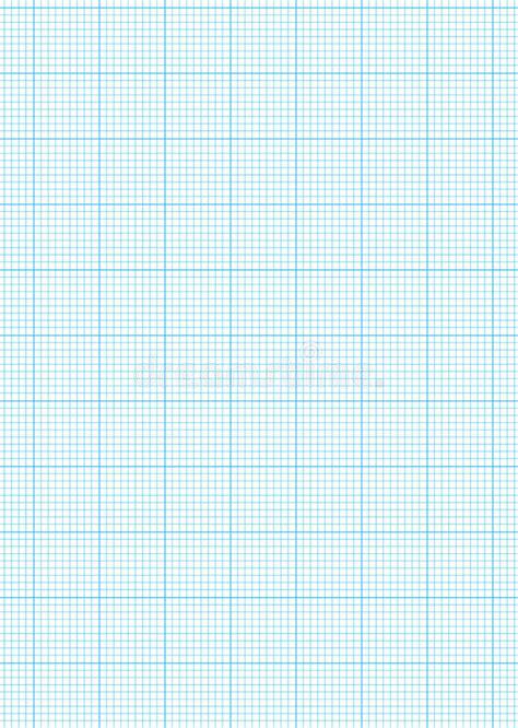 graph paper  sheet stock vector image  grid measurement