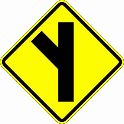 Warning Road Sign W2 Side Signs Roads