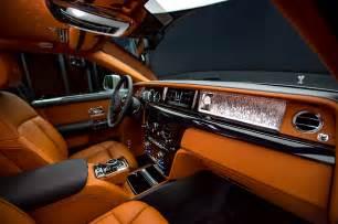2018 rolls royce phantom interior view motor trend