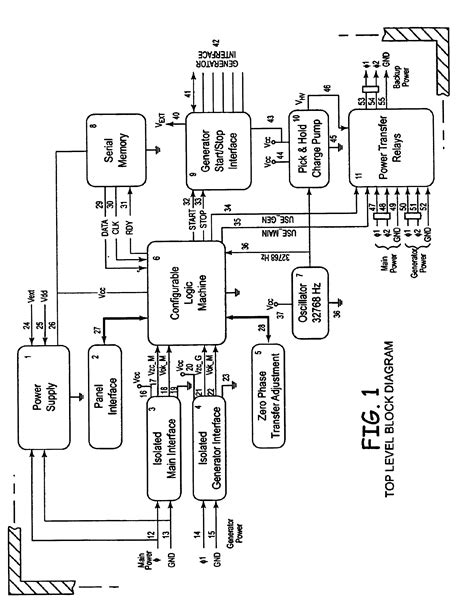 patent us6825578 state machine controlled automatic transfer switch system patents