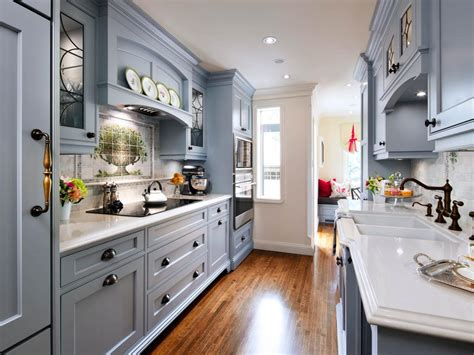 kitchen colour ideas 2014 galley kitchens hgtv