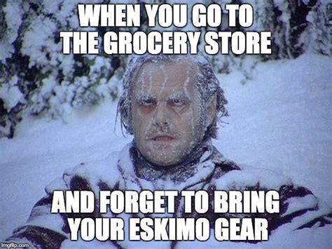 The Shining Meme - jack nicholson the shining snow meme imgflip