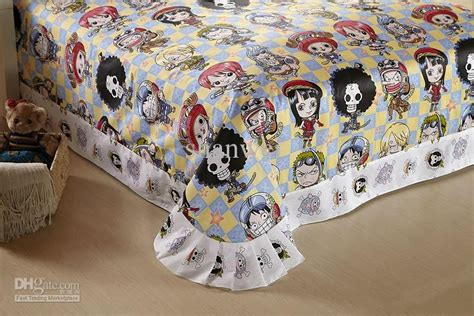 one piece anime quilt cover one piece character anime bedding set for twin comforter