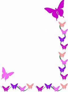 BORDER ART FLOWERS - ClipArt Best
