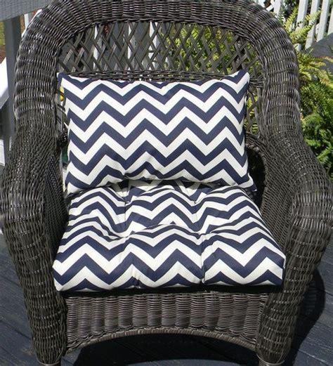 indoor outdoor wicker cushion and rectangle lumbar