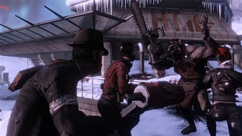 killing floor 2 trailer this new killing floor 2 trailer is a mini movie and prequel nag
