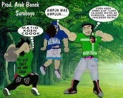bonek+super+viking satu hati | Febri Wahyono Asli Cah ...