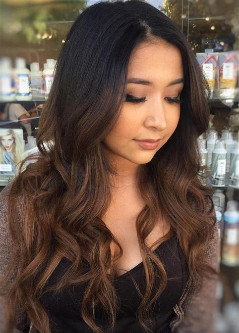 Chocolate Brown And Hairstyles by 50 Chocolate Brown Hair Color Ideas For Brunettes