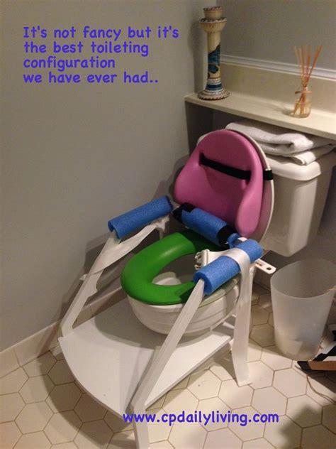diy adaptive toilet adaptive equipment cerebral palsy