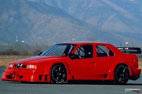 Alfa Romeo 155 by Alfa Romeo 155 Race Car 187 Cartuning Best Car Tuning