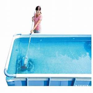 Quelques liens utiles for Aspirateur pour piscine tubulaire intex