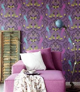 JF Fabrics Paradiso wallpaper collection, this wallpaper ...