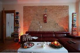 Living Room Design Brick Wall Interior Modern Living Room Interiors Ideas