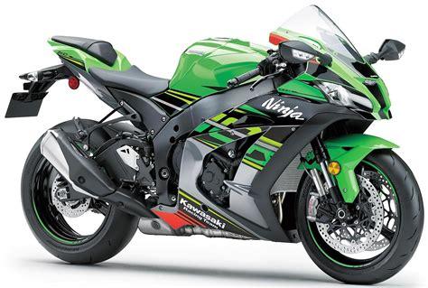 Kawasaki Zx10 R 2019 by 2019 Kawasaki Zx 10r Series Officially Unleashed