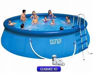 Piscine Pas Cher Tubulaire : piscine autoport e pas cher auchan 20171011030201 ~ Dailycaller-alerts.com Idées de Décoration