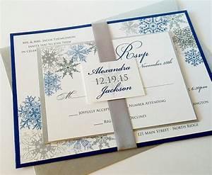 lacy snowflake formal wedding invitation suite ribbon With formal wedding invitations with ribbon