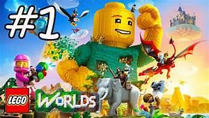 Vidéos De Lego : lego worlds en espa ol videos de juegos de legos parte 1 inicio youtube ~ Medecine-chirurgie-esthetiques.com Avis de Voitures