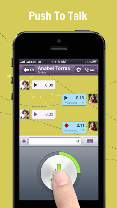 free viber for iphone viber iphone app chip