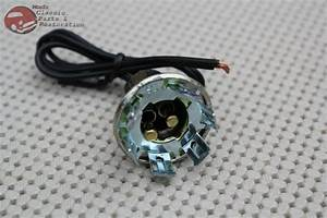 Chevy Gm Dual Contact Bulb Light Wiring Socket Park Stop