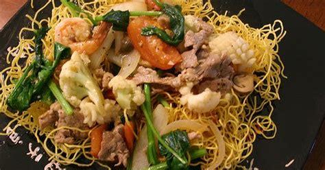 legumes cuisine cuisine vietnamienne mi xao nouilles à la viande et aux