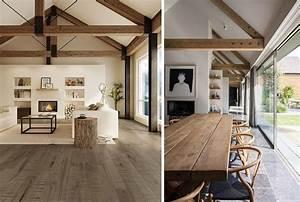 Rustique Et Chic  Le Style Campagne Pour Un Habitat Moderne