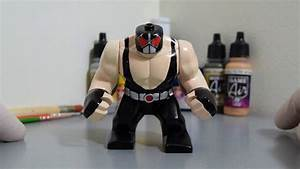 LEGO Custom Bane Big Minifigure [Inspired by Bane from ...