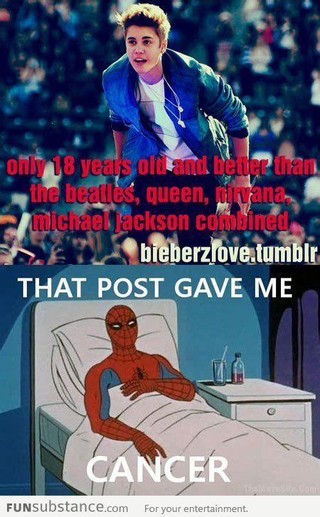 Spiderman Meme Cancer - that post gave me cancer on imgfave