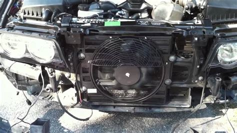 Bmw E38 Auxiliary Fan Not Working