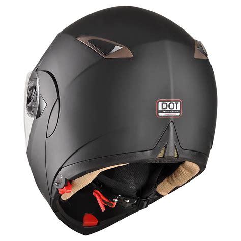 motocross helmet visor dot full face flip up motorcycle helmet dual visor bike