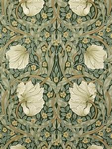 Papier Peint Art Nouveau : 1000 images about william morris morris co on pinterest ~ Dailycaller-alerts.com Idées de Décoration