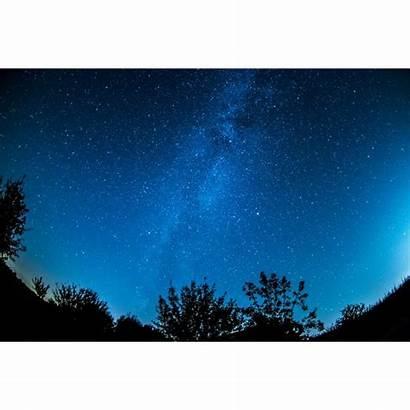 Sky Inch Milky Imagery Laminated Starry Vivid