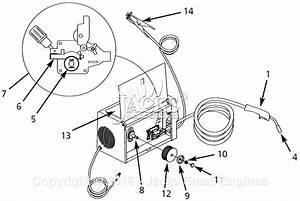Campbell Hausfeld Mxw308 Parts Diagram For Arc