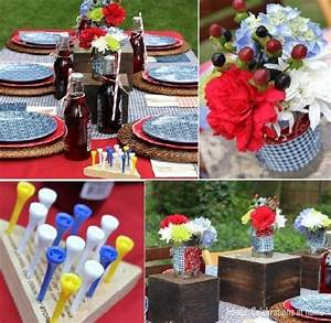 23 Amazing Labor Day Party Decoration Ideas Style Motivation