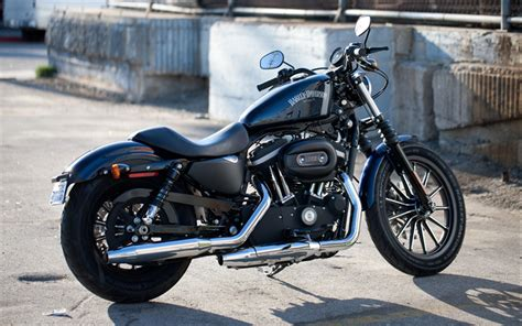 Harley Davidson Iron 883 4k Wallpapers by H 228 Mta Bilder 4k Harley Davidson Sportster Strykj 228 Rn 883