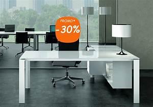 Bureau Moderne Pas Cher : mobilier de bureau moderne design meuble bureau design pas cher lepolyglotte ~ Teatrodelosmanantiales.com Idées de Décoration