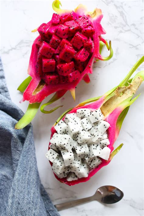 how to cut dragon fruit how to cut fruit tipbuzz